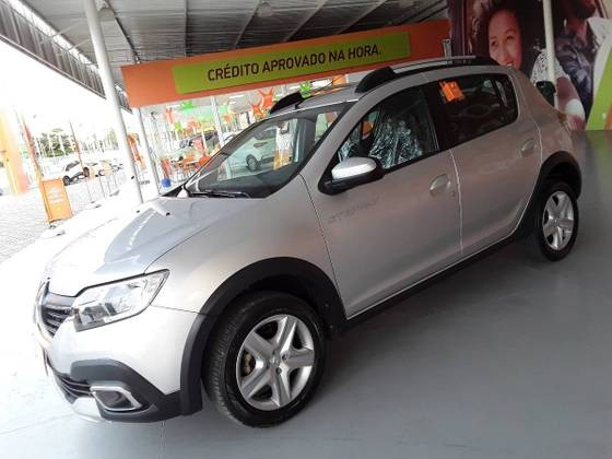 SANDERO 2019/2020 1.6 16V SCE FLEX STEPWAY ZEN MANUAL - Foto 4