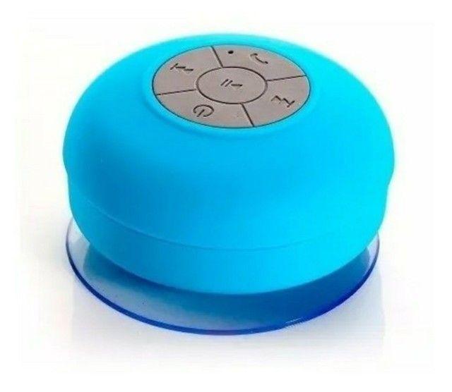 Mini caixa de Som Bluetooth Resistente à água  - Foto 2