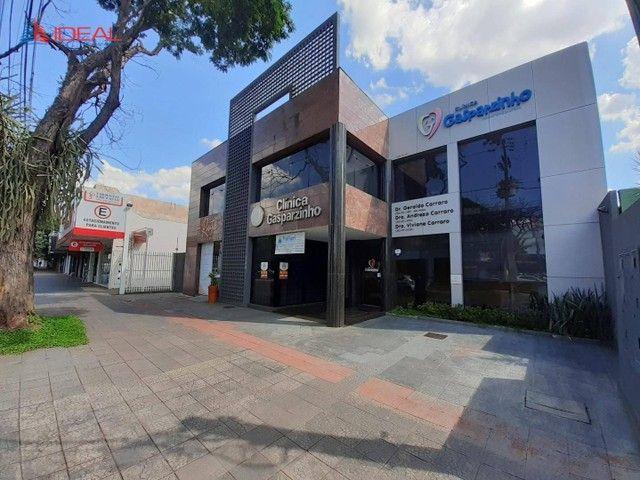Sala para alugar, 10 m² por R$ 850/mês - Zona 02 - Maringá/PR