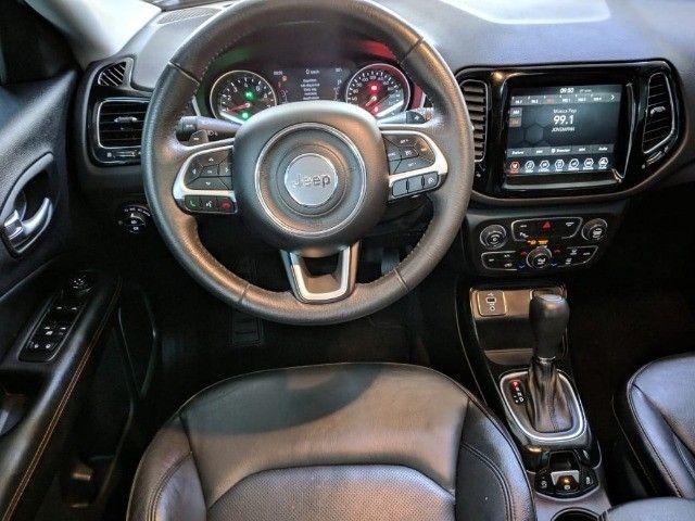 Jeep Compass 2.0 Limited (AUT) (FLEX) - Foto 11