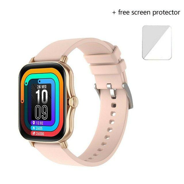 Smartwatch P8 Plus Original Colmi (Lançamento 2021) - Relógio Inteligente - Foto 5