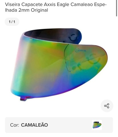Capacete Axxis - Foto 4