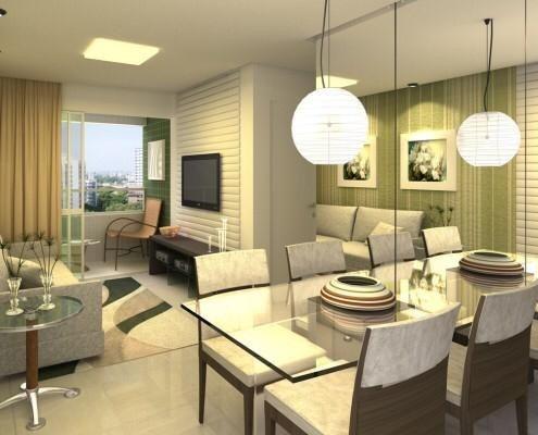 Apartamento 2 Quartos + 01 na Encruzilhada - Foto 3