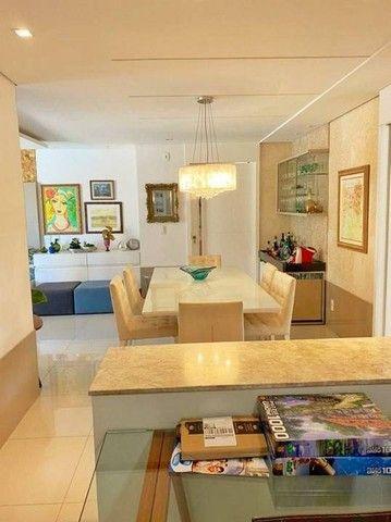 Apartamento para venda com 122 metros quadrados com 3 quartos em Aldeota - Fortaleza - CE