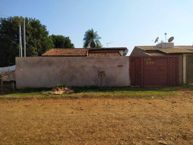 Vendo casa na Nova Campo Grande