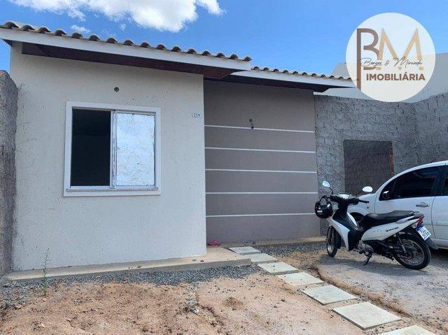 Casa com 2 dormitórios para alugar, 42 m² por R$ 1.000,00/mês - Sim - Feira de Santana/BA - Foto 3