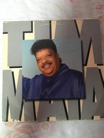 Disco Vinil - Tim Maia (peça rara)