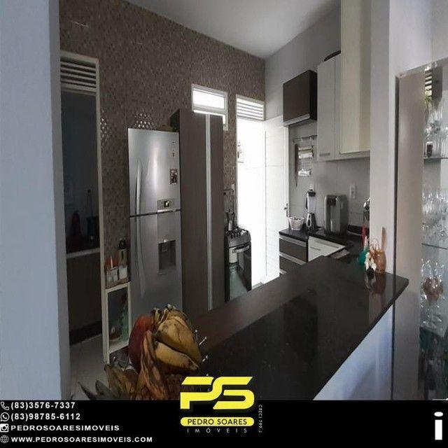 Casa com 3 dormitórios à venda, 136 m² por R$ 430.000 - Jardim Cidade Universitária - João - Foto 12