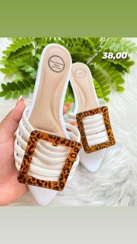 Sandálias e kits de sandálias com bolsa<br>Fazemos encomenda,precinho maravilhoso - Foto 5