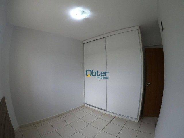 Apartamento com 3 dormitórios para alugar, 81 m² por R$ 1.550/mês - Chácaras Alto da Glóri - Foto 9
