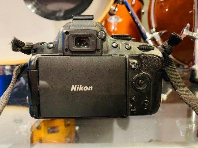 Câmera Profissional Nikon D5100 - Foto 5