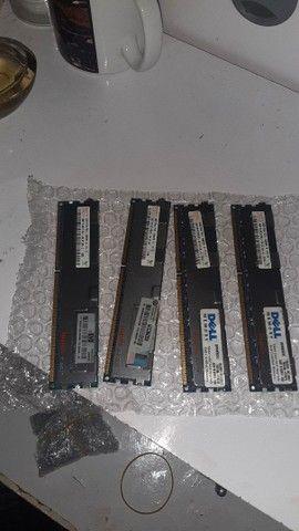 Kit gamer com 16 GB RAM, processador E5 2620, placa de vídeo 2GB e ssd 120 gb - Foto 6