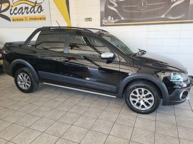 Volkswagen Saveiros Cross CD Único Dono Linda! - Foto 3