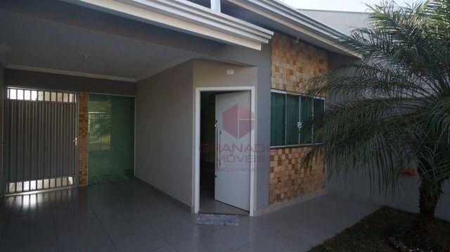 Casa com 3 dormitórios para alugar, 119 m² por R$ 1.200,00/mês - Jardim Tóquio - Maringá/P - Foto 2
