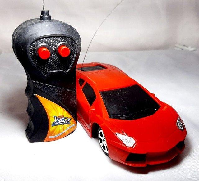 Carrinho de Controle Remoto e Bug Magnético  - Foto 2