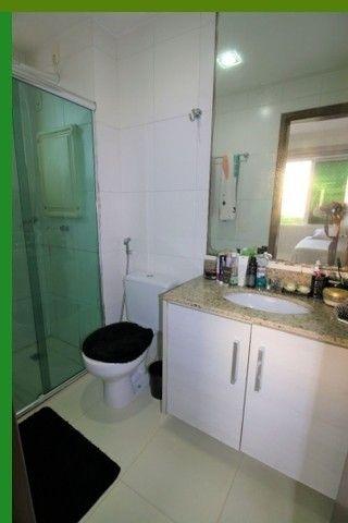 Condomínio weekend Club Ponta Negra Apartamento 3 Quartos - Foto 14