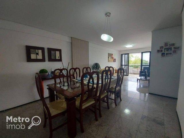Apartamento com 3 quartos à venda, 121 m² por R$ 660.000 - Ponta do Farol - São Luís/MA - Foto 5