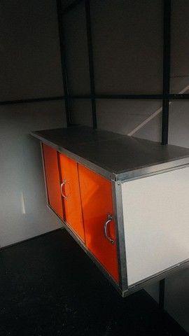 Trailer Food truck 2x2 em acm zero km  - Foto 2