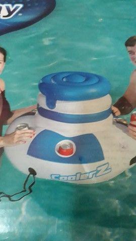 Cooler inflável  - Foto 2