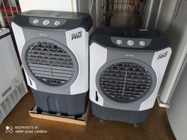Climatizadores ventisol ( novos)