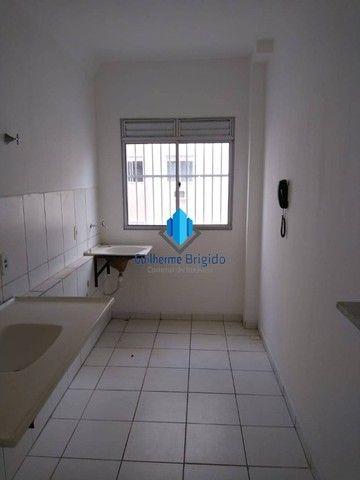 0208.Extra!!! Forte Iracema, 1ª andar, 2qto, 2 banheiros, lazer completo - Foto 15