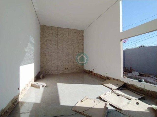Casa com 3 dormitórios à venda, 170 m² por R$ 720.000,00 - Santo Antônio - Campo Grande/MS - Foto 3