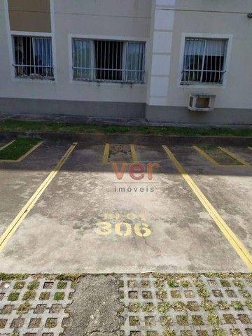 Apartamento com 2 dormitórios para alugar, 47 m² por R$ 900,00/mês - Maraponga - Fortaleza - Foto 4