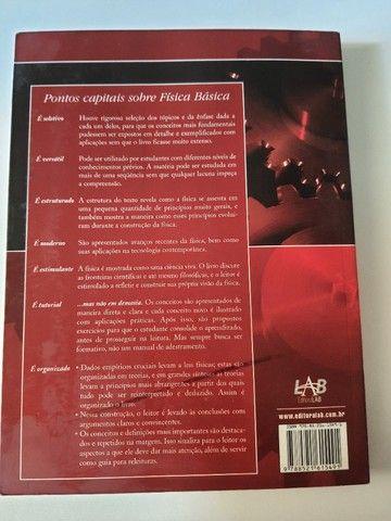 Livro Fisica Básica - Mecânica - Alaor Chaves J F Sampaio - Foto 2
