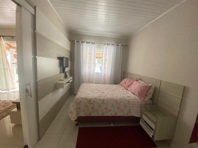 2 lindas casas no terreno bairro tabuleiro casa principal 3 dorm ampla sacada confira - Foto 3