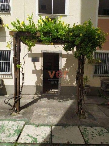 Apartamento com 2 dormitórios para alugar, 47 m² por R$ 900,00/mês - Maraponga - Fortaleza - Foto 5