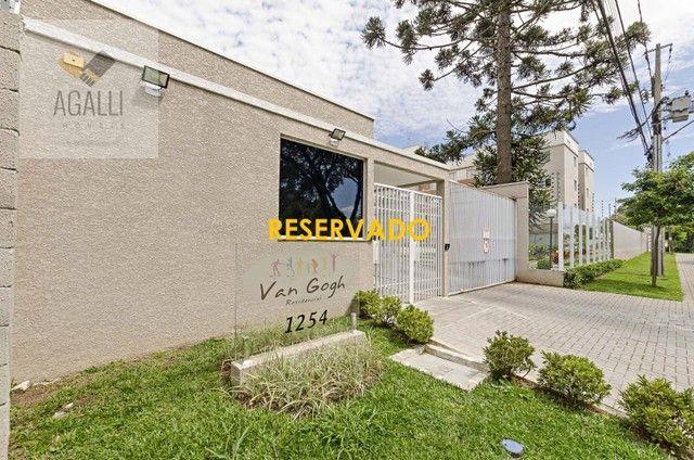 Apartamento com 2 dormitórios para alugar por R$ 1.300,00/mês - Hauer - Curitiba/PR - Foto 2