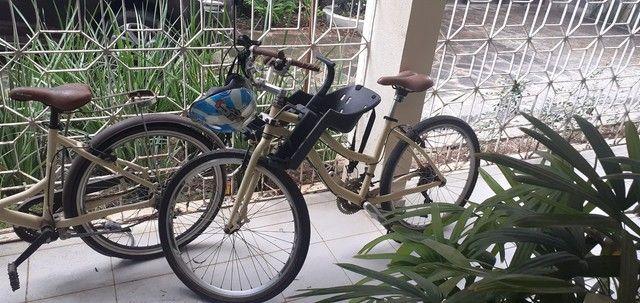 Vendo bicicleta retro usada.