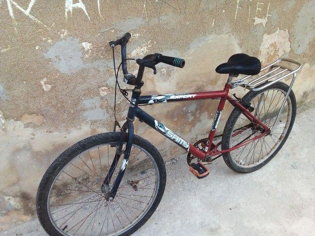 Bicicleta  boa so  199 avista - Foto 2