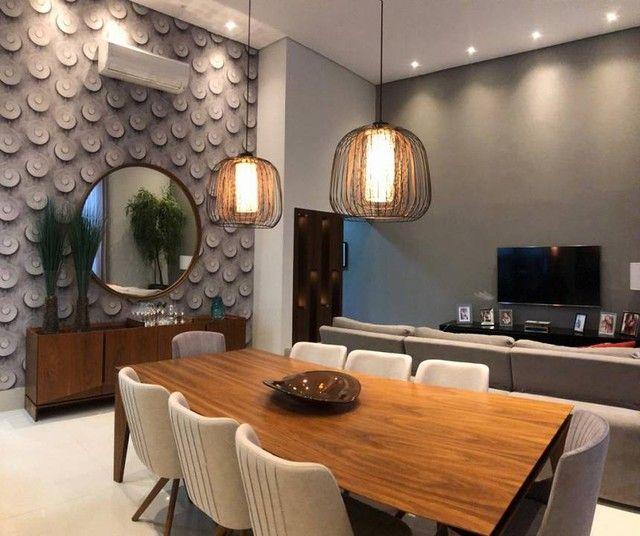 Casa de condomínio para venda com 180 metros quadrados com 3 quartos - Foto 2