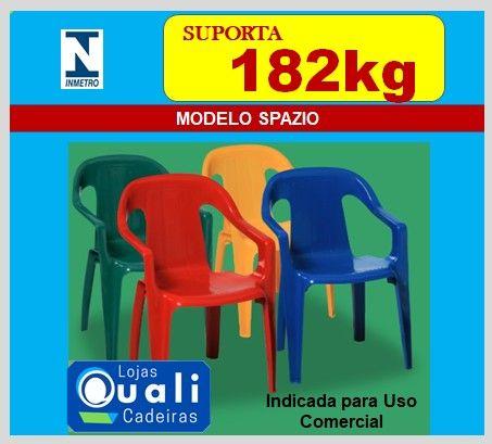 cadeira plastica, cadeiras plasticas - Foto 2