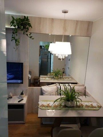 Reserva Taguatinga 2 quartos, andar alto, nascente 100% reformado * Lazer completo* - Foto 10