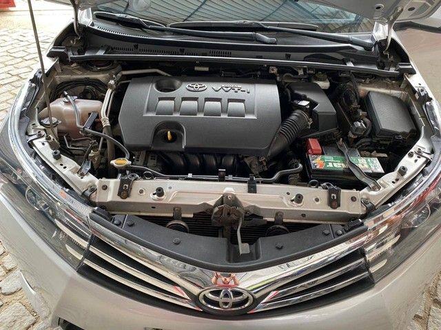 Toyota- Corolla 2.0 XEI 2015 + IPVA 2021 pago. - Foto 10