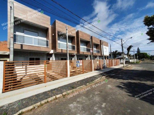 Sobrados 2 Dormitórios Excelente Padrão Construtivo Santa Cruz Gravataí! - Foto 17