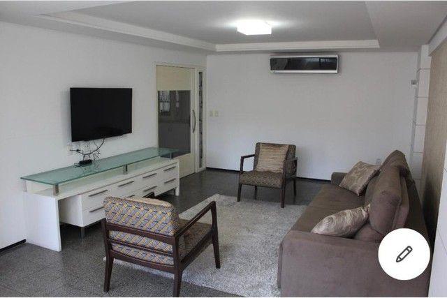 Lindo Apartamento, vista mar, com 158m² a 150m da Abolição, com 3 suítes. - Foto 9