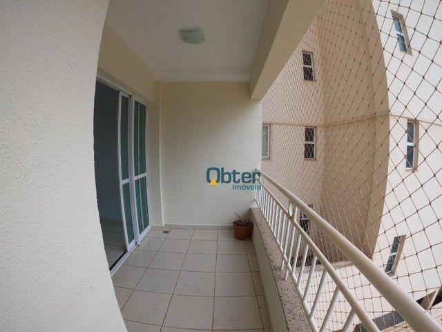 Apartamento com 3 dormitórios para alugar, 81 m² por R$ 1.550/mês - Chácaras Alto da Glóri - Foto 5
