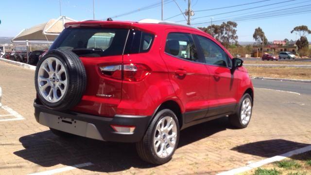 Ford Ecosport Titanium 2 0 16v Flex 5p Aut 2019 390960171 Olx