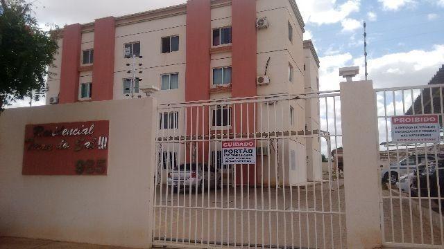 Vende-se apartamento no Residencia Terra do Sal III - Mossoró/RN - Albet Magna Imóveis