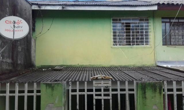 Casa Sobrado no Alto Boqueirão