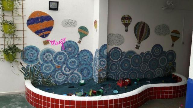 Fundo de piscina golfinho e outros desenhos - Foto 4