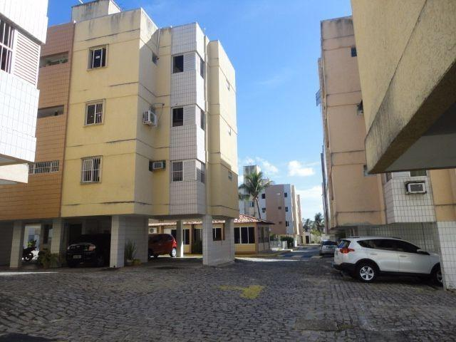 Apartamento 2 Quartos + Dependência com Banheiro em Lagoa Nova