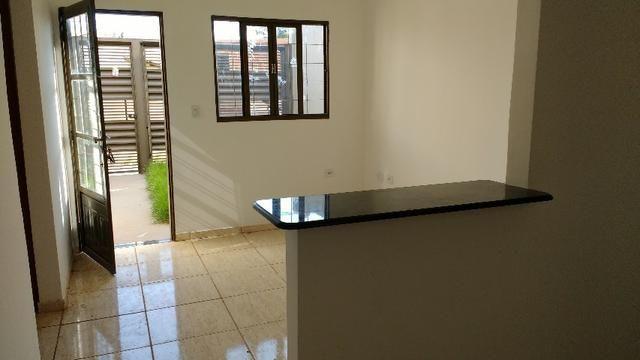 Casa nova no guanandi , 800,00, 02 quartos sem fiador