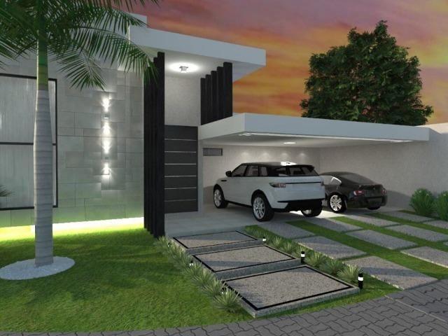 Casa-térrea Damha 3