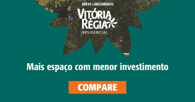 90da7ea6b12ba Vitória Régia Residencial Loteamento Fechado Lotes a Partir de 500m2 ...