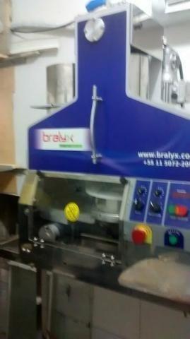 Maquina de fabricar doce bralyx tubo 3.0 + bandeja giratoria