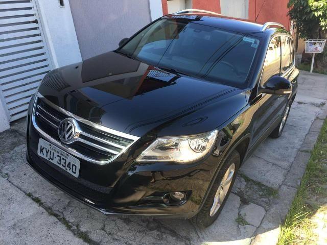 Volkswagen tiguan tsi automática 2.0 2010 - Foto 2